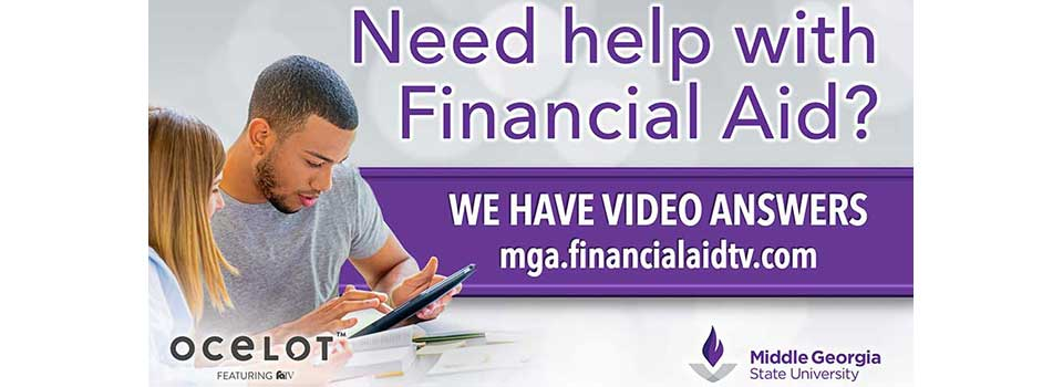 Financial Aid Questions, get video answers.