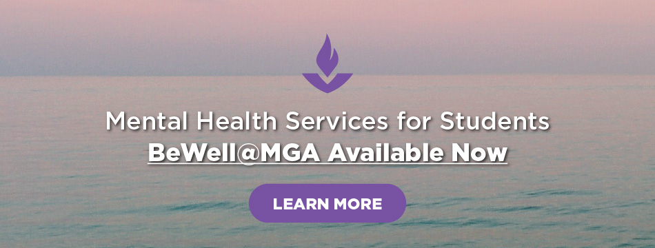 New Mental Health services for students