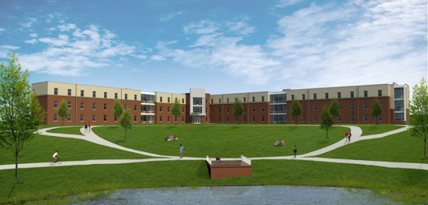 Middle Georgia State University Hosts Groundbreaking for New Residence...