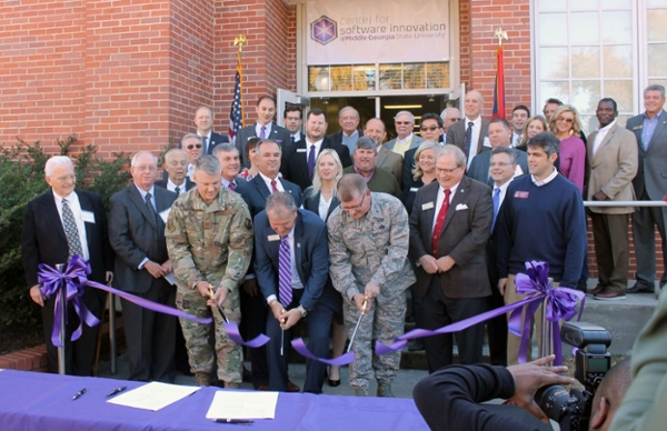 MGA Partners with Warner Robins Air Logistics Complex  To Open Center ...