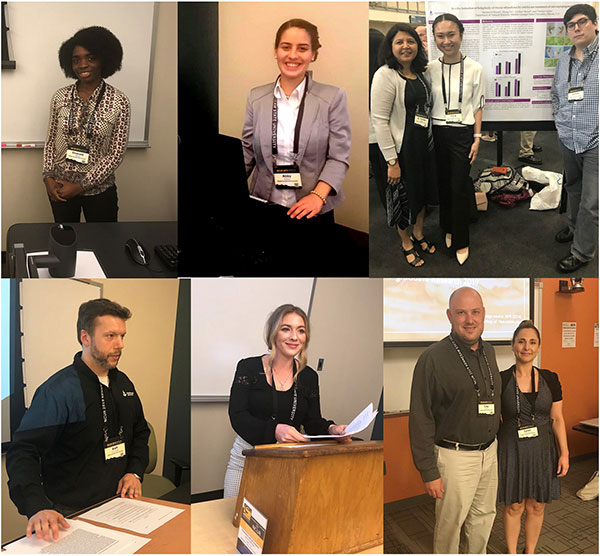MGA Students Present Scholarly Work at National Undergraduate Research...